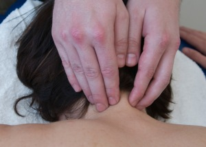 Massage Nacken 1