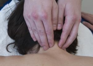Massage Nacken 1